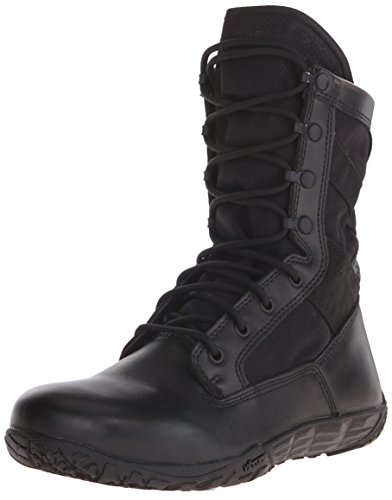 Tactical Research Men's TR102 Mini-Mil Black Boots
