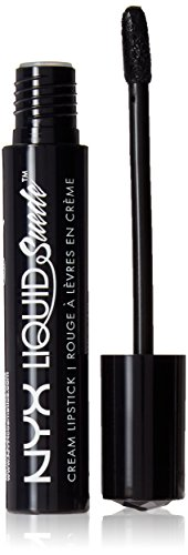 NYX PROFESSIONAL MAKEUP Liquid Suede Cream Lipstick, Alien, 0.13 Fluid Ounce