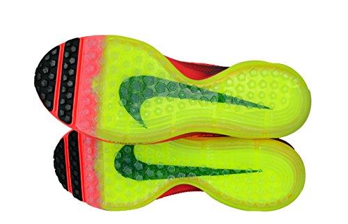 Nike 845361-616, Zapatillas de Trail Running para Mujer Naranja (Bright Crimson / White / Team Red / Volt)