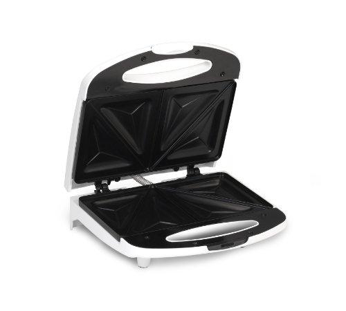 MaxiMatic ESM-9002K Elite Cuisine Sandwich Maker with Non-Stick, White