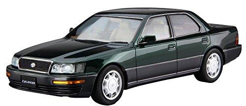 青島文化教材社 1/24 ザ・モデルカーシリーズ トヨタ UCF11 セルシオ4.0C 仕様F パッケージ 1992 プラモデル No.72