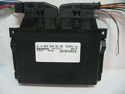 A 0245458132 MERCEDES BENZ W208 W210 E320 4matic Sedan Wagon TCM TCU Transmission Computer Control (Transmission Computer Module)