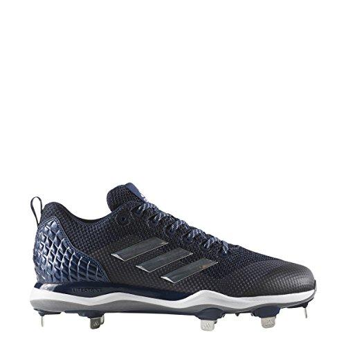 adidas Mens PowerAlley 5 Baseball Shoe