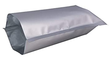Fresherpack 500 x Bolsas de Papel de Aluminio Mylar 16 cm ...