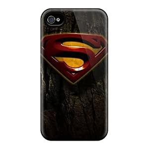New Design For Iphone 4/4s Cases (superman) Gifts For Lovers And Friends
