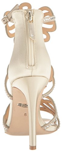 Badgley Mischka Women's Teri Dress Sandal Ivory cheap sale O9Yc9