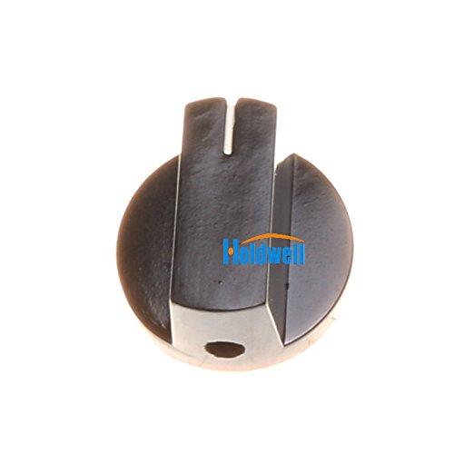 Holdwell Heater Temp Control Switch Knob 6675177 Blower Switch Knob for Bobcat 320 322 323 325 328 329 V723 5600 5610 751 753 763 773 863 864 873 883 963 A220 A300 E32 E35 E45 E50 T770 T870 (Heater Control Temp)