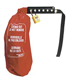 Master Lock Cinch Sack Lockout, Extra-Large, 26\