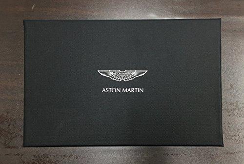 Aston Martin Golf Gift Set Includes Golf Ball, 2 Ball Markers, Poker Chip, Divot Tool, 4 Tees (2 Golf Balls Set)