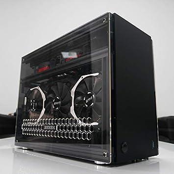 Amazon.com: Bykski Flex A35 Mini - Carcasa para ordenador ...