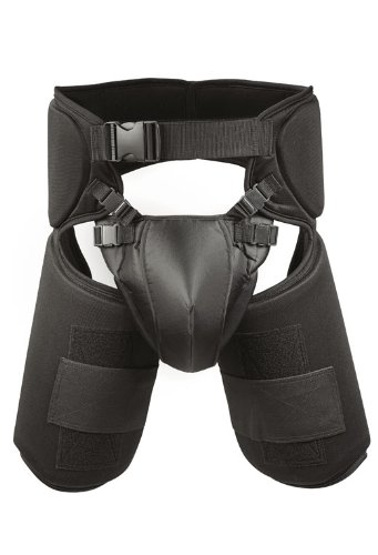 Hatch Centurion Thigh and Groin Protection, X-Large/XX-Large, - Guard Thigh