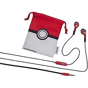 Amazon.com: Pokemon Noise-Isolating Earbuds Headphone (Pi