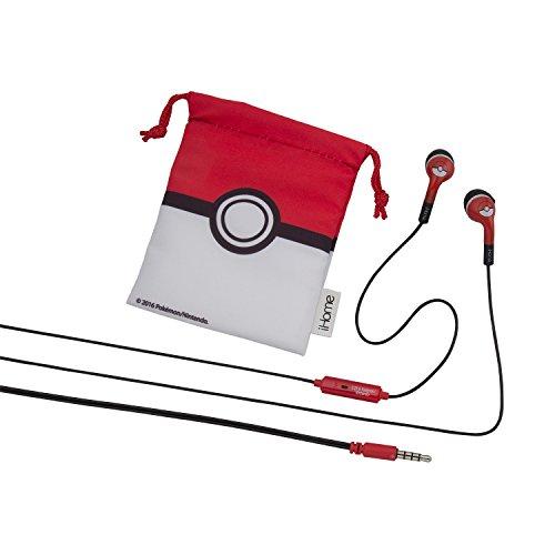 Pokemon Noise Isolating Earbuds Headphone Pi M15PL FXv6 product image