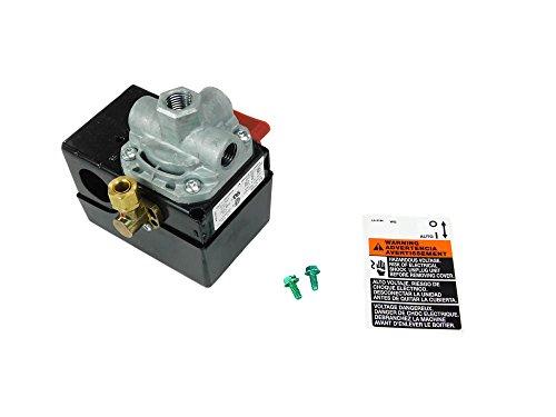 Craftsman 5140112-24 Air Compressor Pressure Switch Genuine Original Equipment Manufacturer (OEM) Part