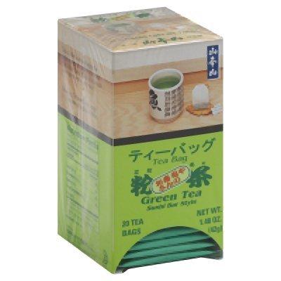 Green Tea, Sushi Bar Style (20bag) - Style Sushi