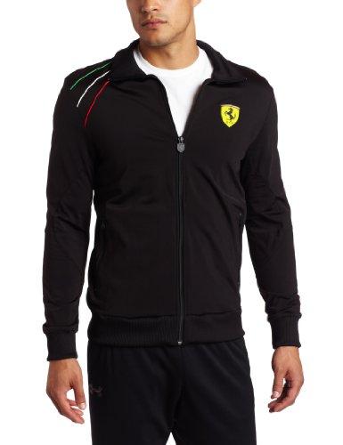 com puma replica s amazon t ferrari team polo sports dp shirt red outdoors