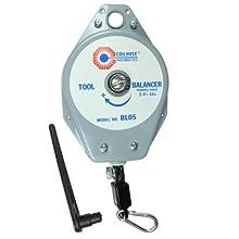 Coilhose Pneumatics BL05 Heavy Duty Mechanical Tool Balancer, 2 - 4.5 Pound Load Capacity