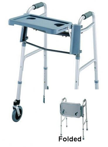 Guardian Folding Walker Plastic Health