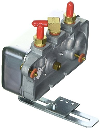 Pneumatic Relay - Siemens 147-2000 RL 147 Positioning Relay for POWERS Pneumatic Damper Actuators Silver