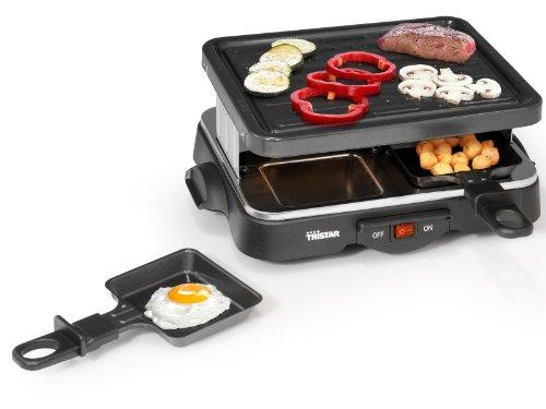 Tristar RA-2949 Raclette, 500 W, Metallo 2