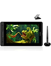 Huion KAMVAS Pro 12 GT-116 Graphics Drawing Monitor Tilt Function Battery-Free Stylus 8192 Pen Pressure - 11.6 Inches