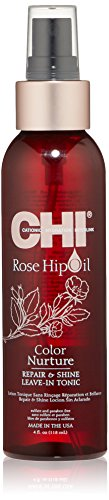 CHI Rosehip Repair & Shine Leave-In Tonic, 4 FL - Rose Shine