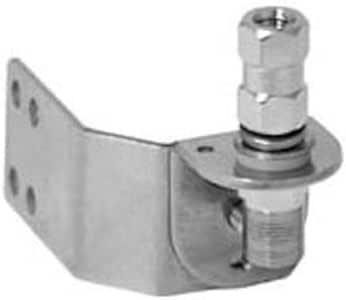 FireStik SS-204A Adjustable Stainless Steel Vertical Door jamb Mount