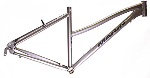 "17"" MARIN SAN ANSELMO Women's Hybrid City 700c Bike Frame Silver Alloy NOS NEW"