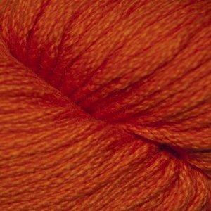 Cascade Avalon Yarn (Worsted Weight Cotton Acrylic Blend) Red Orange (Red Avalon Art)