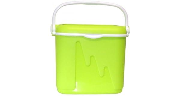 Nevera turística portátil CURVER 32L, color verde limón ...