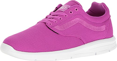Vans Unisex Iso 1.5 Mesh Running Shoes (5.5 M US Women / 4 M US Men, Neon Purple) (Vans Woman Neon)