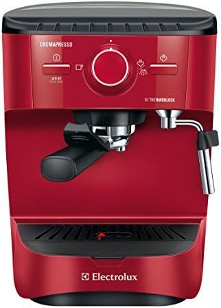 Electrolux EEA255 Máquina espresso 1.5L 2tazas Rojo - Cafetera ...