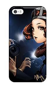 Hot 1871377K510947840 afro samurai anime game Anime Pop Culture Hard Plastic Case For Sam Sung Galaxy S5 Mini Cover
