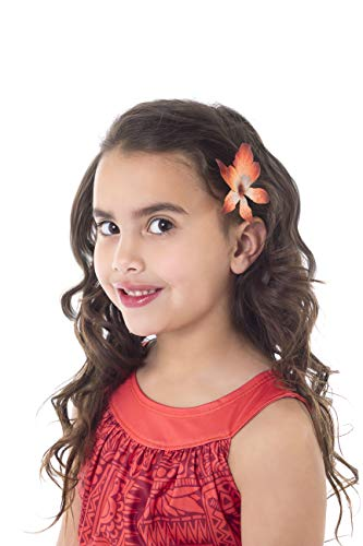 65d4c5a523a1 Little Adventures Polynesian Princess with Hair Clip Dress Up Costume Size  Small Age 1-3