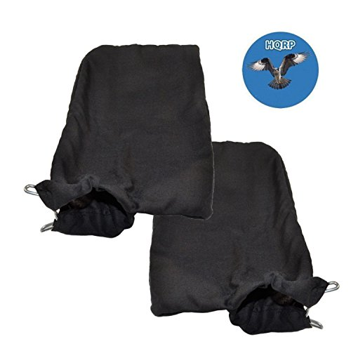 HQRP 2-pack Dust Bag for Hitachi 322955/976478/998-845 Replacement fits...
