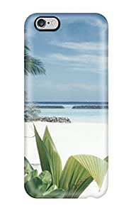 Premium Iphone 6 Plus Case - Protective Skin - High Quality For Beach Themed Uk