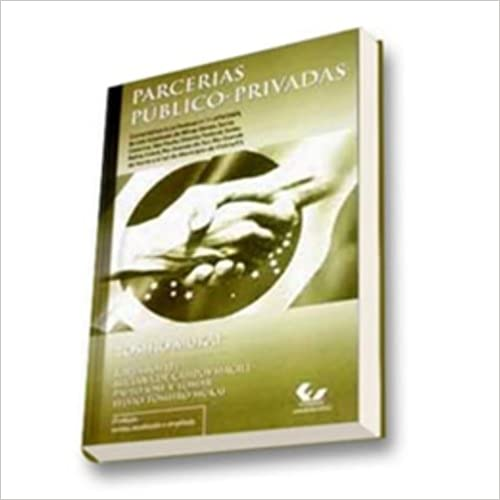 Book Parcerias Público-Privadas