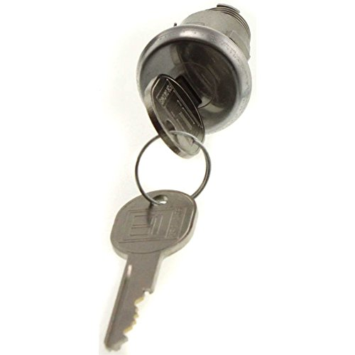 - Trunk Lock compatible with Cadillac Fleetwood 64-96 Chrome Keys Included