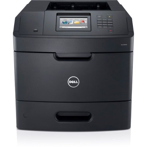 Dell S5830dn Workgroup 63PPM 600x600DPI Smart Printer, with Dell 3-Year Next Business Day Onsite Service Warranty [PN: S5830dn-3Y] by Dell (Image #1)