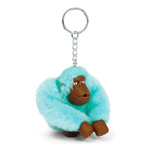 5cc926b7c5 Kipling Women's Sven Monkey Keychain One Size Blue Splash | Smart ...