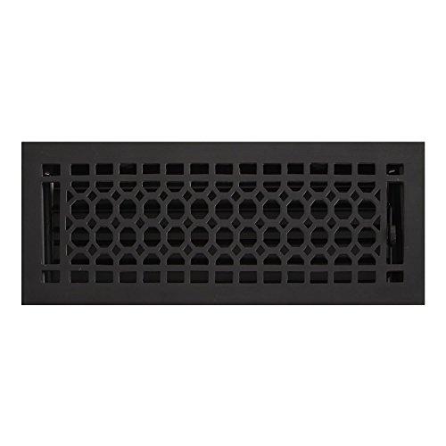 10 Dark Bronze Floor Register - 9