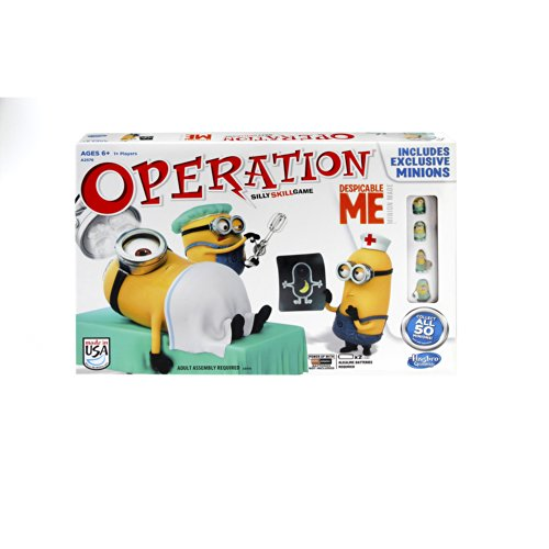 Operation Despicable Me Silly