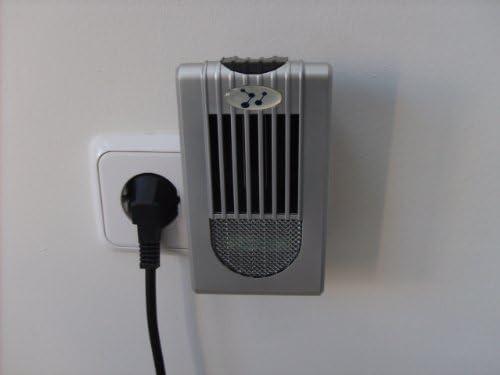 Prozone Ionizador Purificador de Aire Para Casa Plata: Amazon.es ...