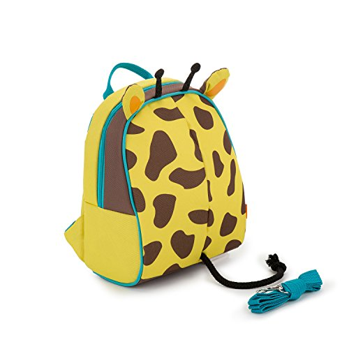 kids-insulated-lunch-bag-toddler-backpack-for-boys-girls-giraffe-yellow