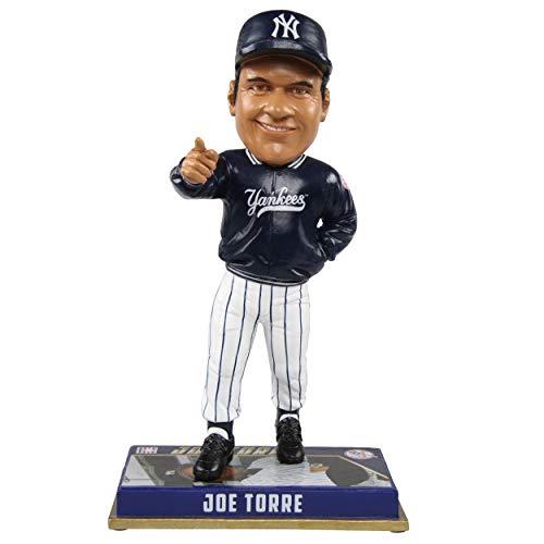 FOCO Joe Torre New York Yankees Joe Torre Legend Series Bobblehead (Ny Yankees Legend Series)