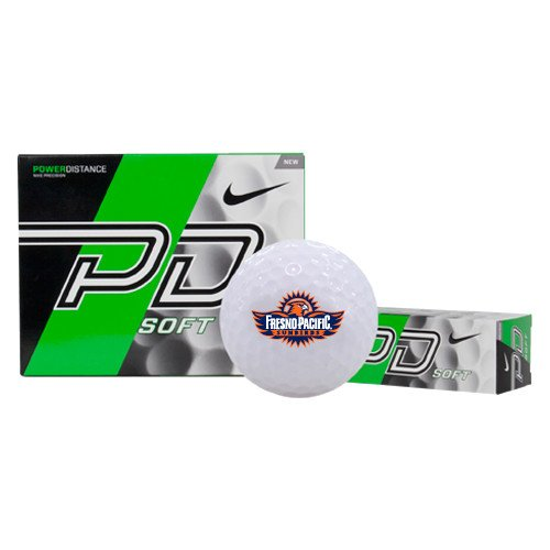 Fresno Pacific Callaway Warbird Golf Balls 12/pkg 'Official Logo' by CollegeFanGear