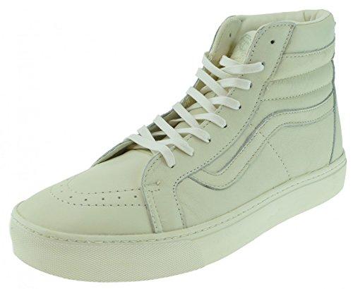 vans U SK8-HI CUP CA leather whisper white