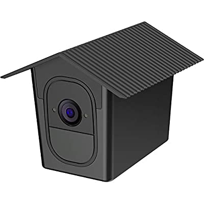 Aobelieve Weatherproof Housing for Arlo Pro & Arlo Pro 2 Security Camera, UV and Water Resistant Protective Bird House Cover for Indoor/Outdoor Use