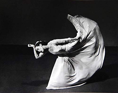 Martha Graham,''Letter to the World'' (Kick) by