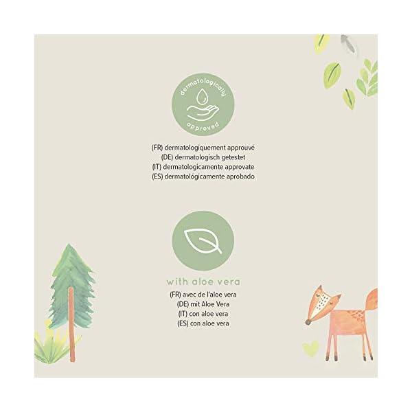 Marchio Amazon - Mama Bear Fresh Salviette umidificate per bebè – 18 confezioni (1008 salviette) 7